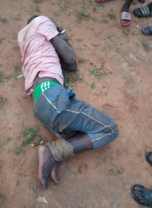 Man Rapes 6-Year-Old Girl In A Church In Benue 5