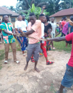 Man Rapes 6-Year-Old Girl In A Church In Benue 6