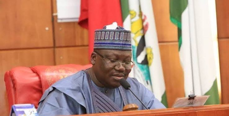 774,000 Jobs: NDE Will Be In Charge Of Recruitment – Senate President Lawan