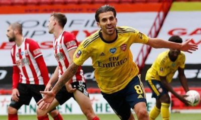 Sheffield United 1 – 2 Arsenal Highlight Mp4 Download