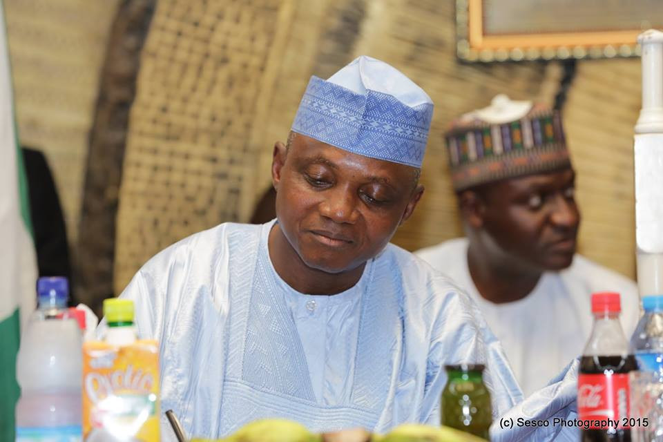 No One Can Tell Buhari Where To Hold Meetings - Garba Shehu Tells PDP