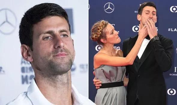 Tennis Star, Novak Djokovic And Wife Test Positive For COVID-19