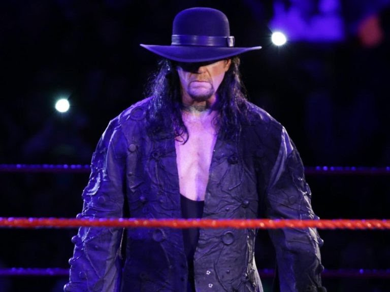 'The Undertaker' Retires From Wrestling