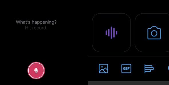 Twitter Adds Voice Note Feature 14