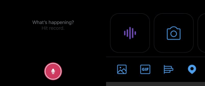 Twitter Adds Voice Note Feature 4