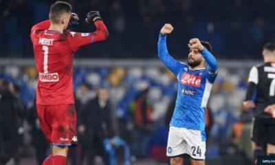 VIDEO: Napoli 0(4)–0(2) Juventus – Copa Italia Highlight