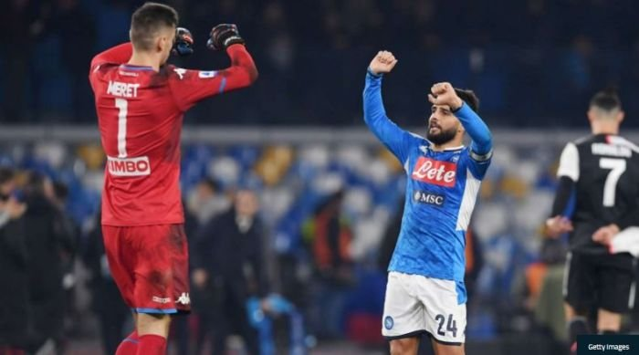 VIDEO: Napoli 0(4)–0(2) Juventus – Coppa Italia Highlight