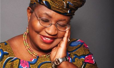 ECOWAS Endorses Okonjo-Iweala For WTO Director-General Post