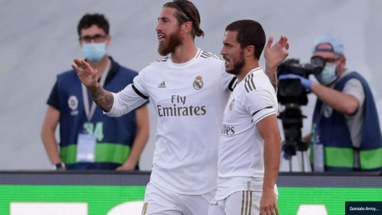 Real Madrid Will Give Everything To Win La Liga – Sergio Ramos