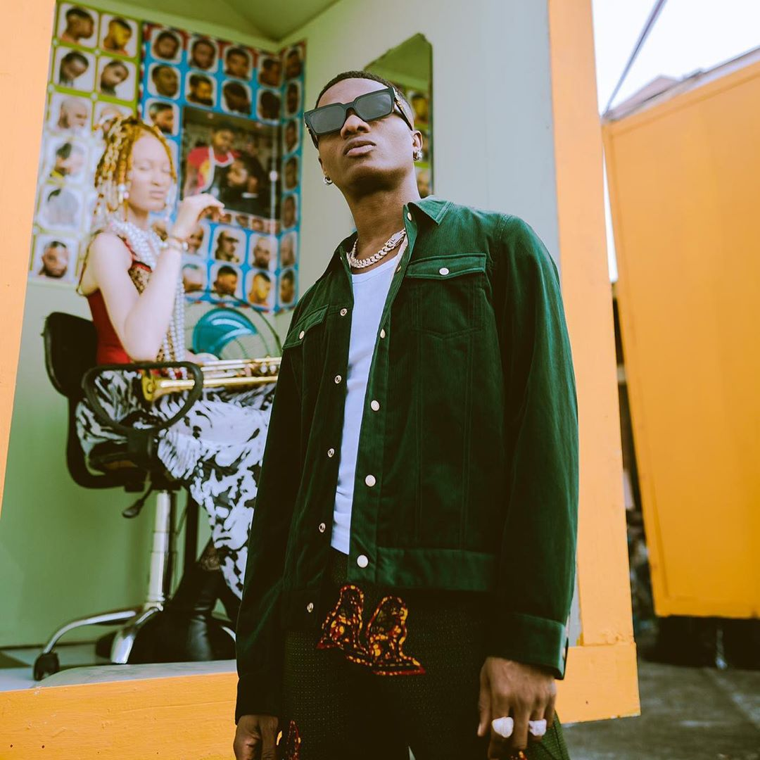 Collaborations For 'Made In Lagos' – Wizkid Reveals (Video)