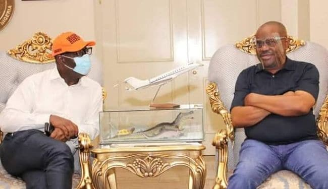 Governor Wike Pulls Out of Edo State Governorship Project