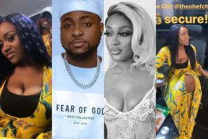 Chioma Looking Unbothered Amid Davido's Rumoured 4th Child News 7