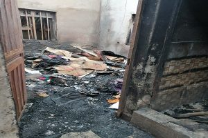 So Horrific! How A Nursing Mother And Her Three Children Were Burnt To Death In Niger 4