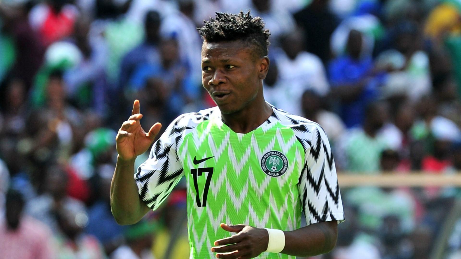 Super Eagles' Samuel Kalu Tests Positive For COVID-19