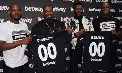 Don Jazzy And Ebuka Becomes Betway Ambassadors (Photos) 6