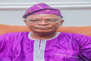 Osun State SSG Wole Oyebamiji Tests Positive to Covid-19
