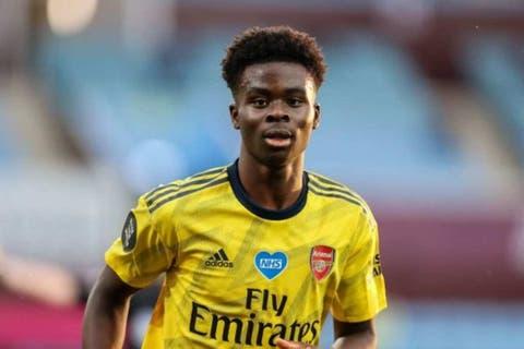 """Choosing Between England And Nigeria Will Be Tough"" - Arsenal's Bukayo Saka"