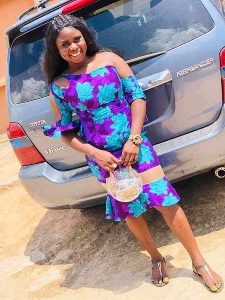 Young Lady Dies After Getting Burnt While Answering A Phone Call Beside A Gas Cannister (Graphic Photos) 6
