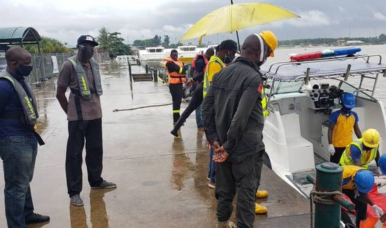 Five Persons Dead After Their Boat Capsized In Lagos 2