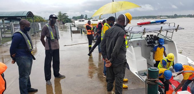 Five Persons Dead After Their Boat Capsized In Lagos