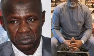 Dino Melaye Releases New Song To Mock Suspended EFCC Boss, Magu