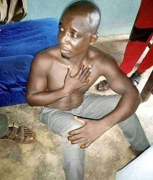 Nasarawa APC Chairman Allegedly Caught Defiling Two Young Girls