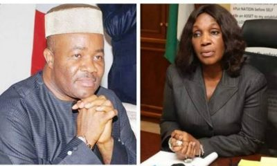 Goodswill Akpabio Denies Sexually Harassing Former NDDC Acting MD, Joy Nunieh