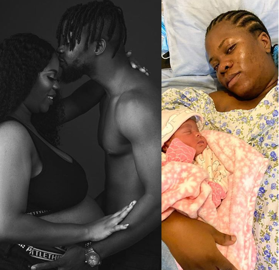 DJ Enimoney Welcomes His Second Child, A Girl