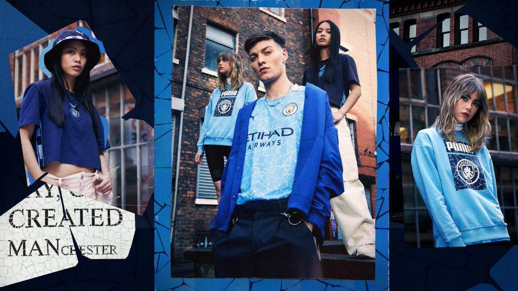 Man City Unveils Their 2020/21 Season Jersey & We Love It!