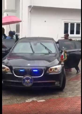 Governor Wike Rescues Former NDDC Acting MD, Joy Nunieh From House Arrest (Video)