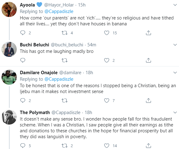 Prosperity Is Impossible If You Do Not Pay Your Tithe – Bishop Oyedepo