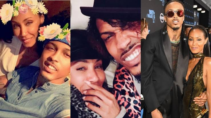 'I Agree Our Relationship Was An Entanglement' - August Alsina Speaks Father Jada Pinkett-Smith's Red Table Talk Interview