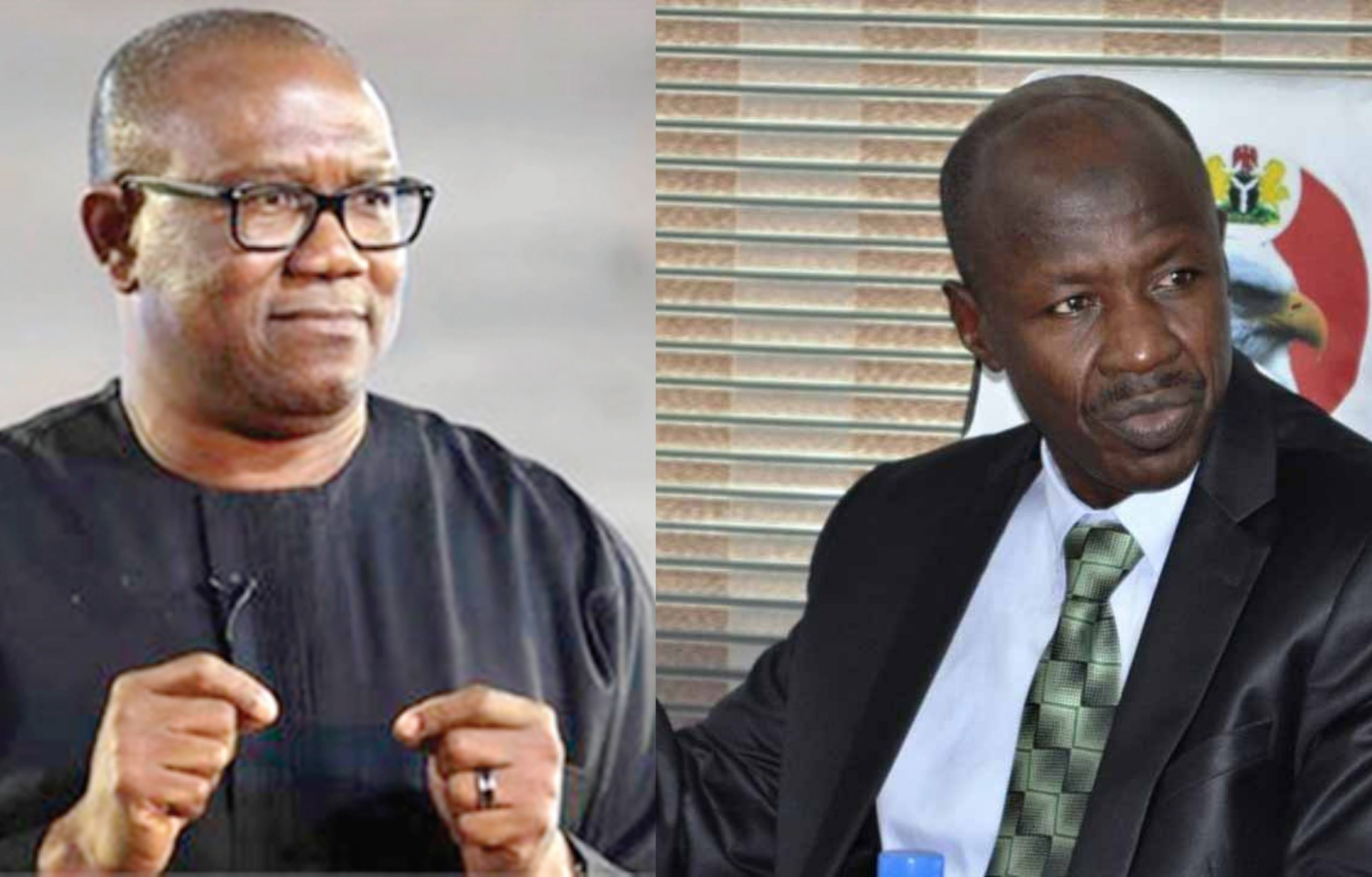 Peter Obi Reacts To EFCC Boss, Ibrahim Magu's Probe