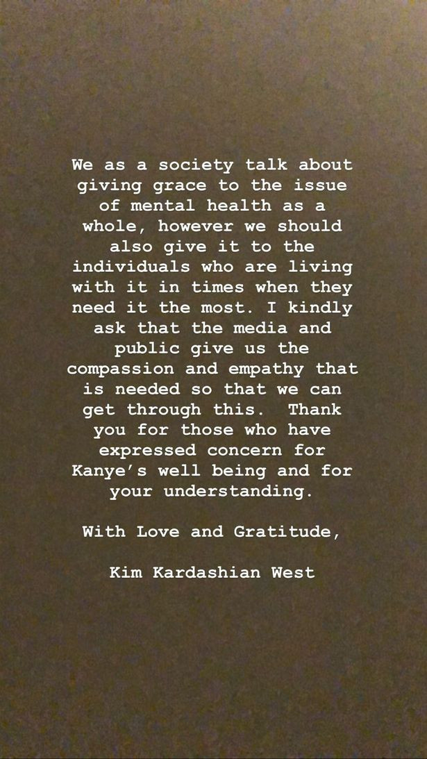 Kim Kardashian Releases Statement After Kanye West Called Her Out On Twitter 9