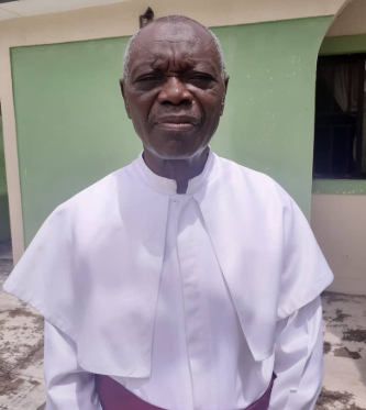 World Problems All Come From Eating Meat And Fish - Clergyman, David Irefin