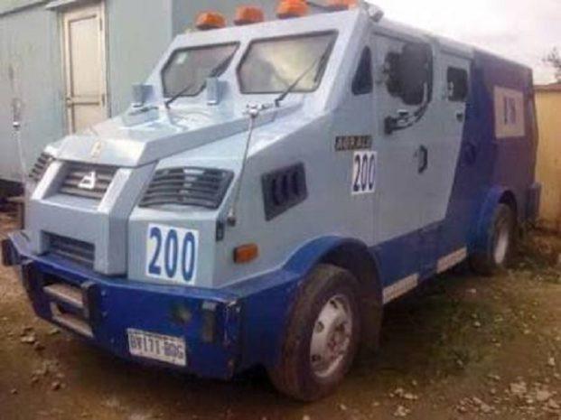 Bullion Van Attacked In Ebonyi, Four Policemen Shot Dead