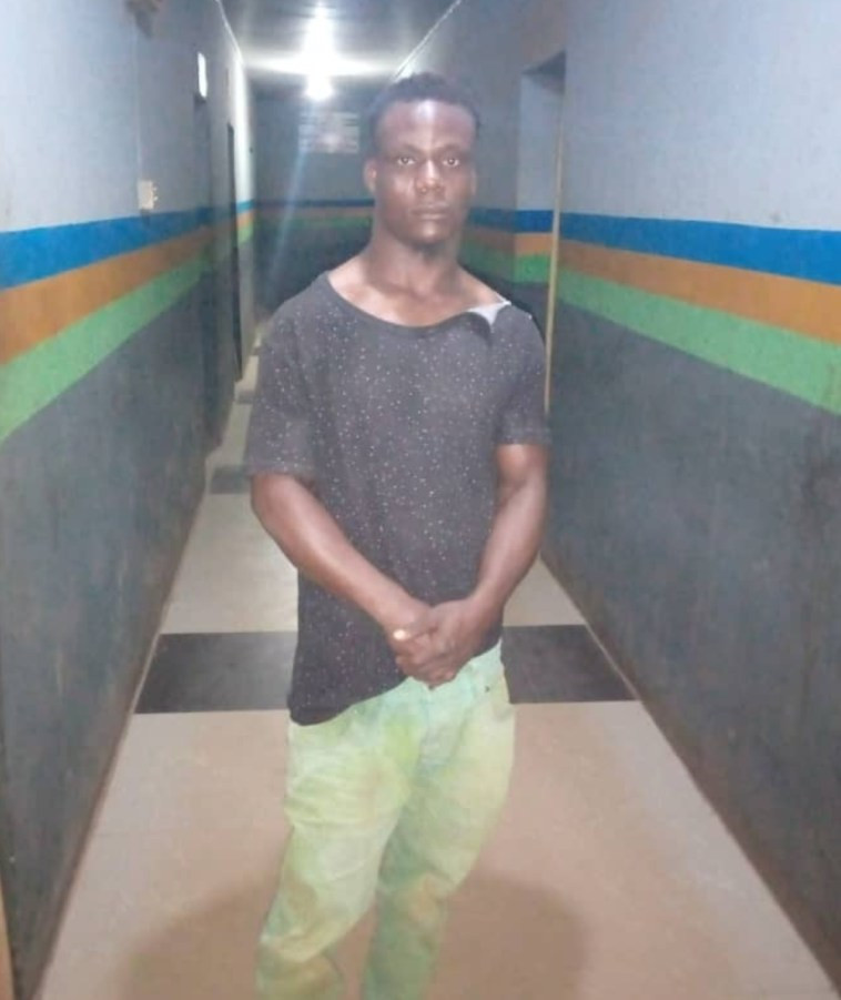 24-Year-Old Man Arrested For Raping A 20-Year-Old Girl With Down Syndrome In Ogun