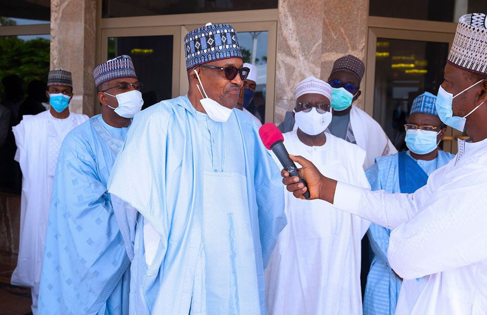 Nigerians Know We've Done Our Best In Fighting Insecurity - President Buhari