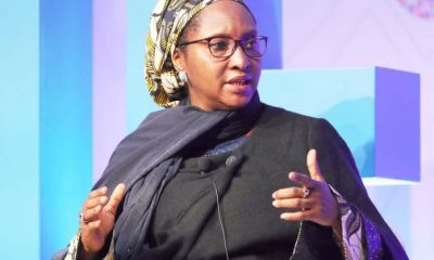 Nigeria May Enter Another Recession - Minister of Finance, Zainab Ahmed