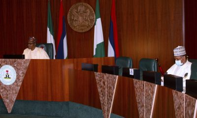 We're Proud Of Your Leadership - APC Governors Tell President Buhari