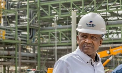 Dangote Buys Savannah Sugar, Pays N13.2bn Dividend