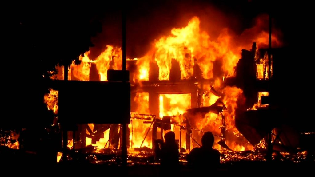 Brothel Gutted by Fire, Sex Workers Escapes Death in Rivers State