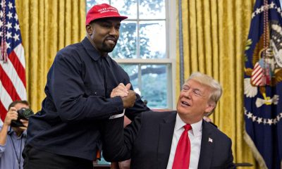 President Trump Reacts To Kanye West's Decision To Run For Presidency 6