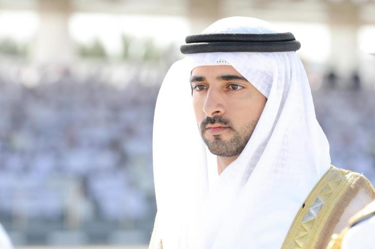 Dubai Crown Prince Clears Hospital Bill  Of Nigerian Couple Stranded With Their Quadruplets