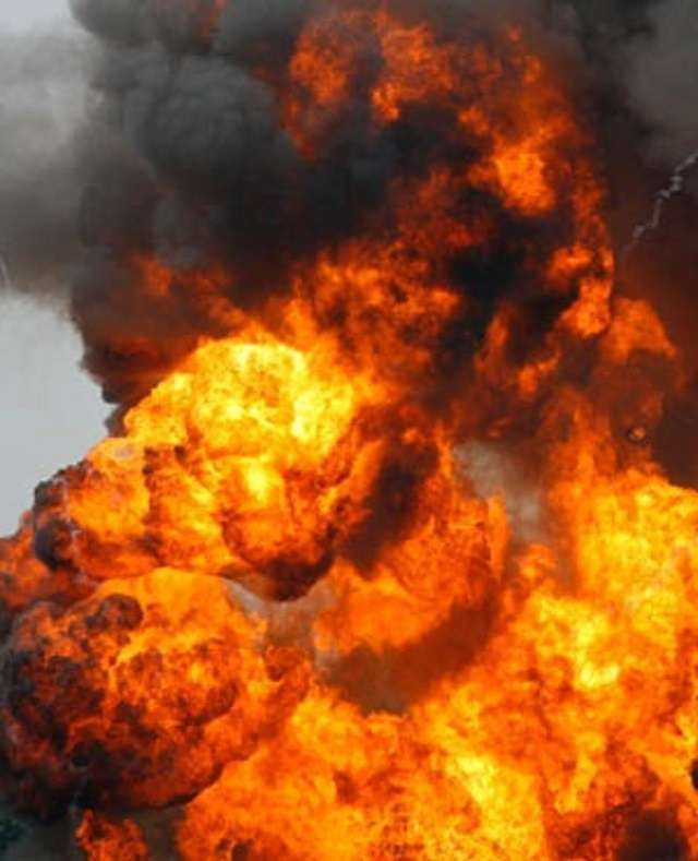 Explosion Rocks NNPC Facility, Seven People Dead