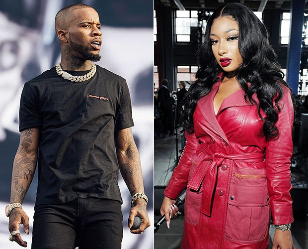 Tory Lanez Arrested For Possession Of Firearm After Fight That Got Megan Thee Stallion Injured