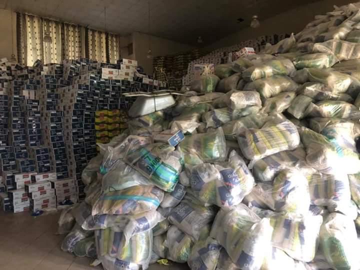 Ebonyi State Govt Begins Distribution Of Coronavirus Palliatives 15