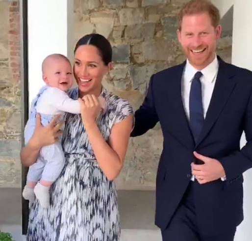 Harry and Meghan Drag Unnamed Paparazzi To Court For Taking Drone Pictures Of Their Son Archie