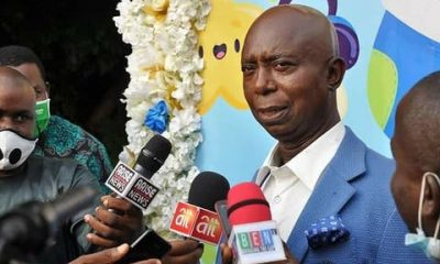 I married Regina Daniels and all my wives as virgins - Ned Nwoko