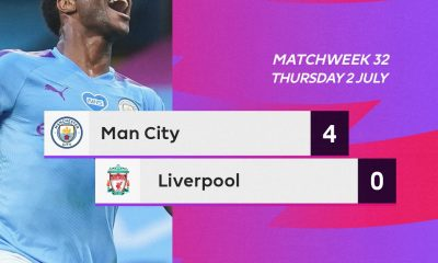 Man City 4-0 Liverpool Highlight Mp4 Download
